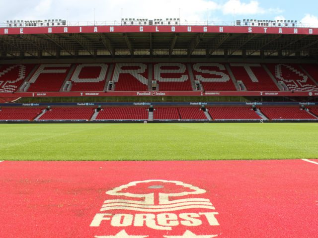 Nottingham Forest supports mental health and Jonathan's Voice