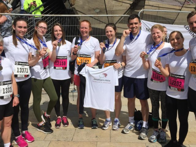Haseltine Lake complete the Bristol 10K