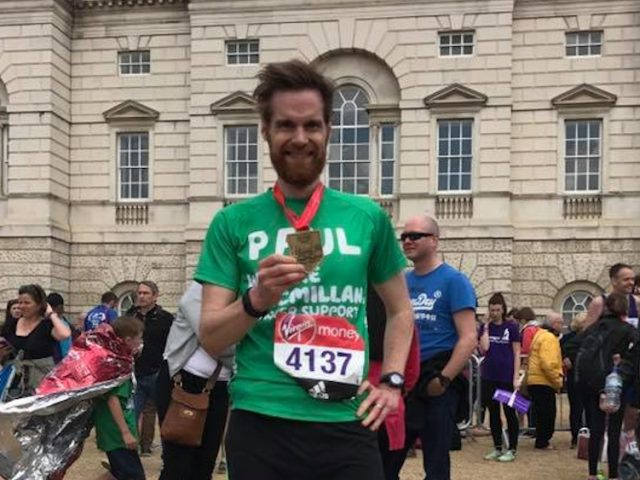 Support Paul in the Great Bristol Half Marathon