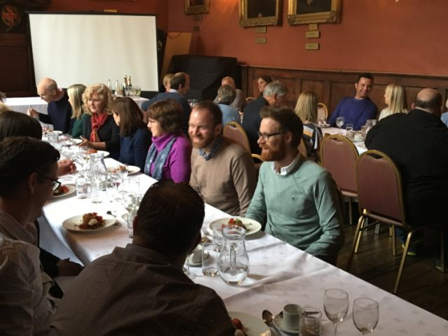 The Inaugural Jonathan's Voice Lunch