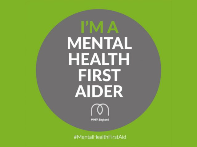 A personal reflection on mental health first aid training